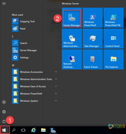 ARROWTRAN.COM 112020_0831_Hngdncuh16 Cấu hình cho phép nhiều User cùng Remote Desktop vào Windows Sever 2016 Allow Multiple Remote Desktop