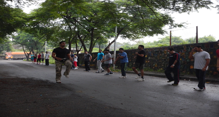 Boot Camp Classes in Kandivali East, Mumbai