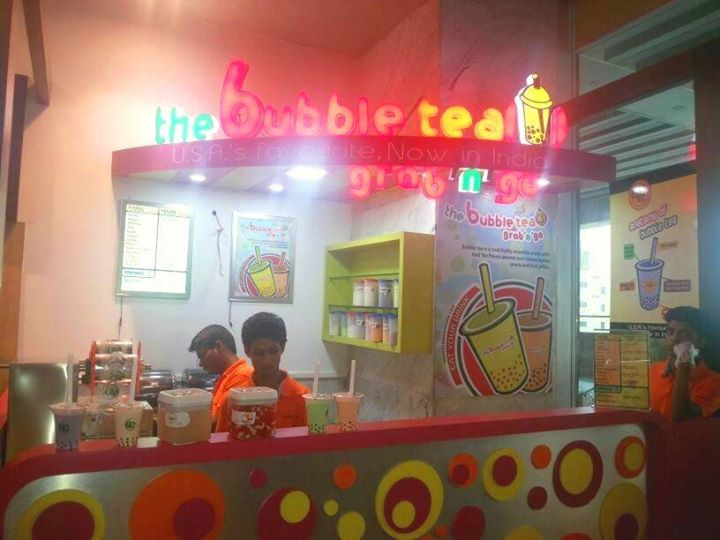 Coffee Shop in Janakpuri, Delhi