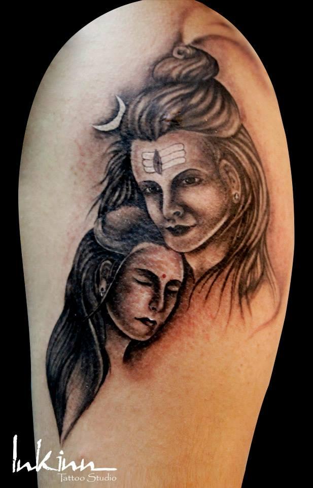 Religious Tattoo Design in Defence Colony, Delhi