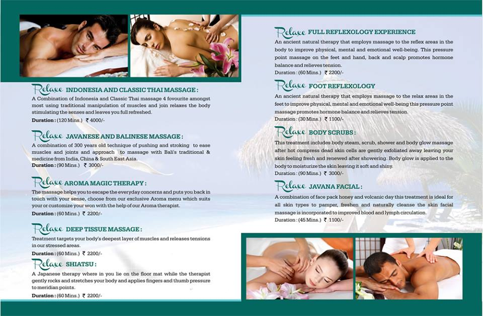 Spa Offers in MG Road, Gurgaon