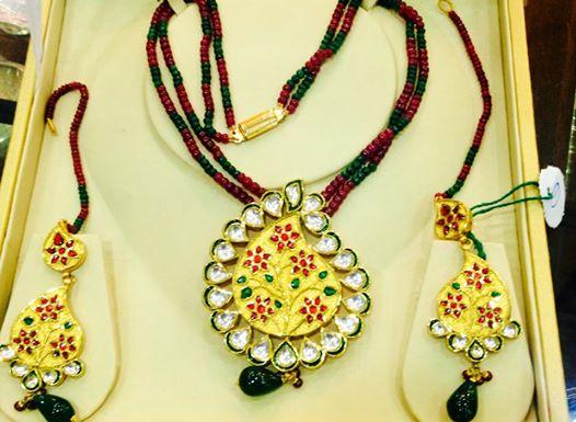 Kundan Jewellery in Kamla Nagar, Delhi