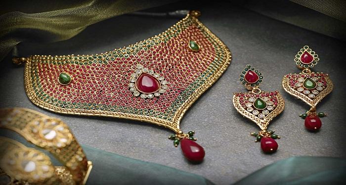 Gold Jewellery in Kingsway Camp, Delhi