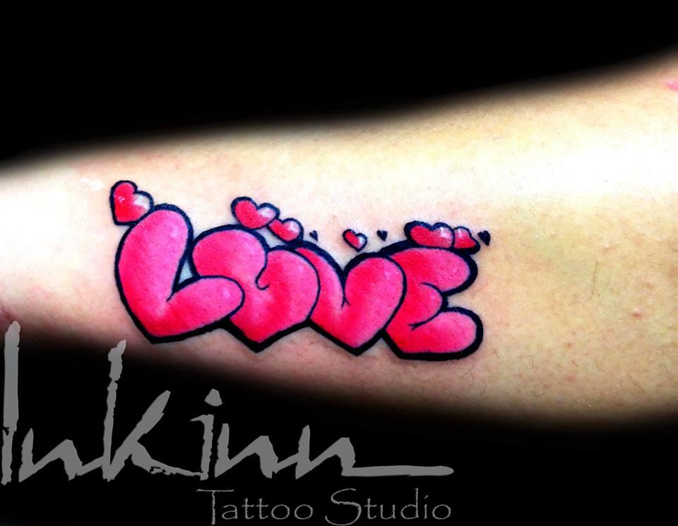 Colour Tattoo Shop in Defense Colony, Delhi