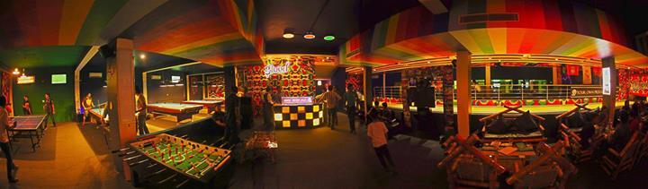 Recreation Centers in Noida