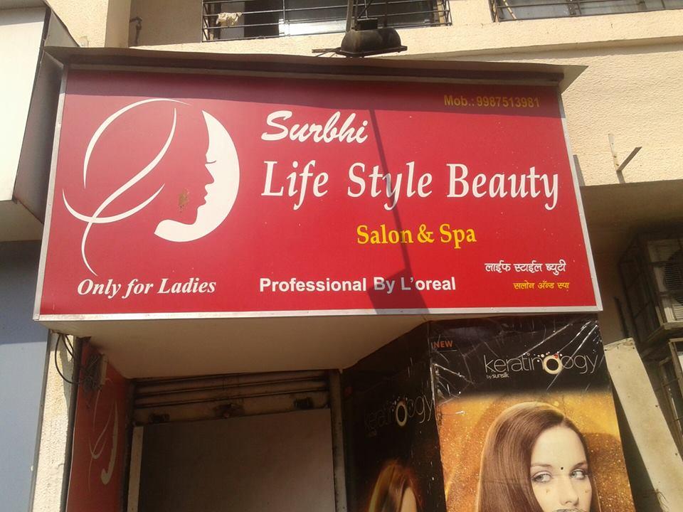 Deals On Ladies Salon In Mumbai