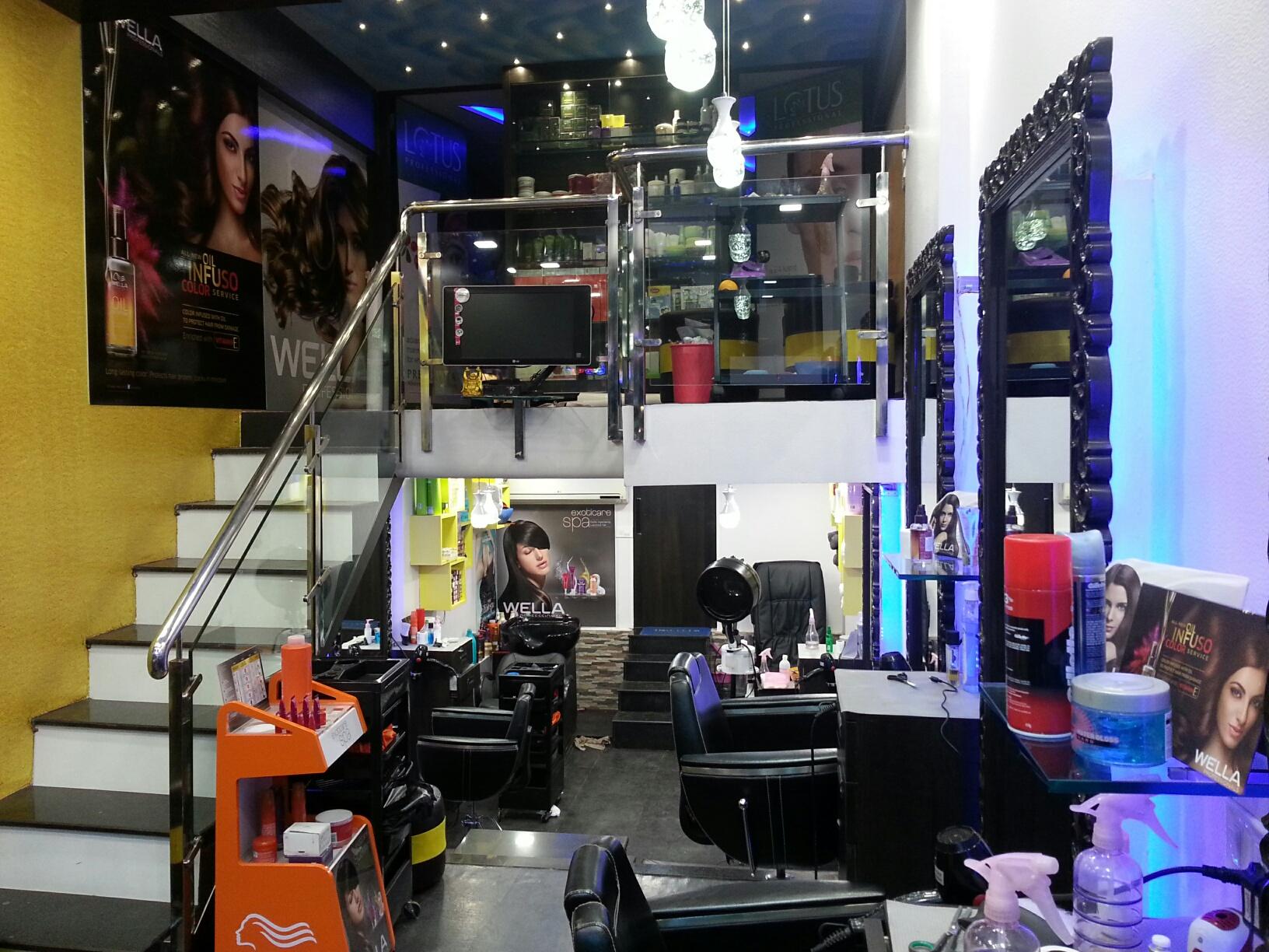 Beauty deals in airoli mumbai hair salon spa skin care for Salons in mumbai