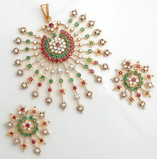 Diamond Polki in Sector 18, Noida