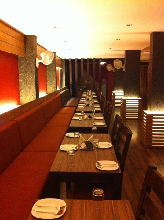 Restaurant in Eros Garden, Faridabad