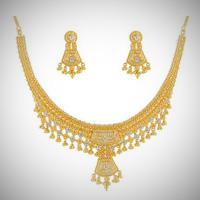 Gold jewellery in Lajpat Nagar, Delhi