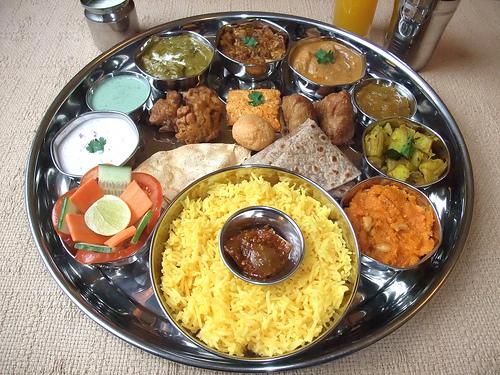 Delicious Food in Eros Garden, Faridabad