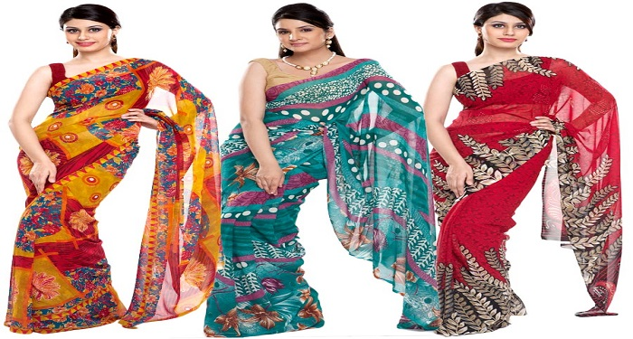 Saree Retailers in Rajouri Garden, Delhi