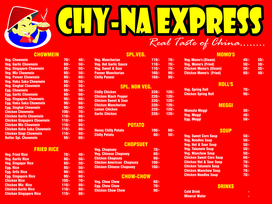 Chinese Restaurants in Sector 56 Gurgaon