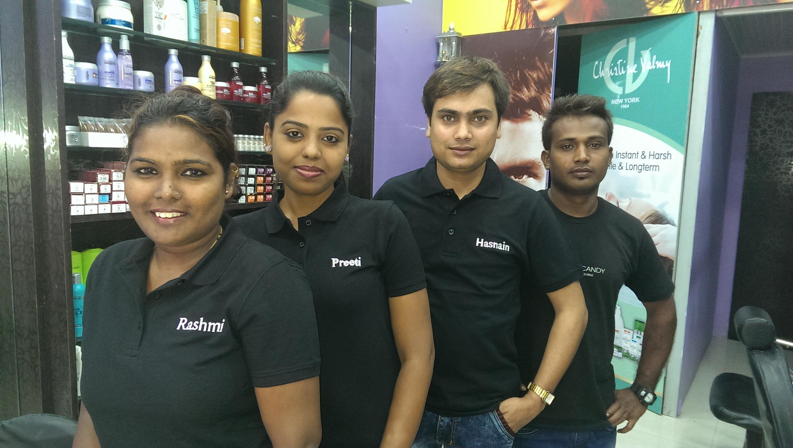 Beauty Salons in Sanpada, Navi Mumbai