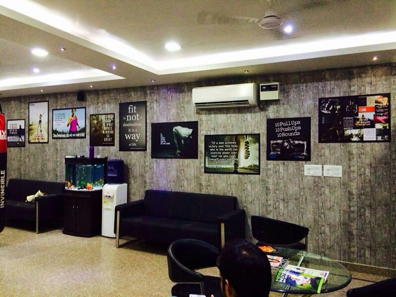 Fitness Center in Saraswati Vihar, Gurgaon