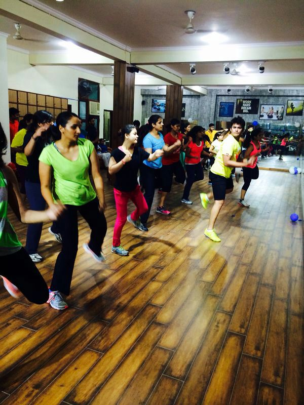 Ladies Gym in Saraswati Vihar, Gurgaon