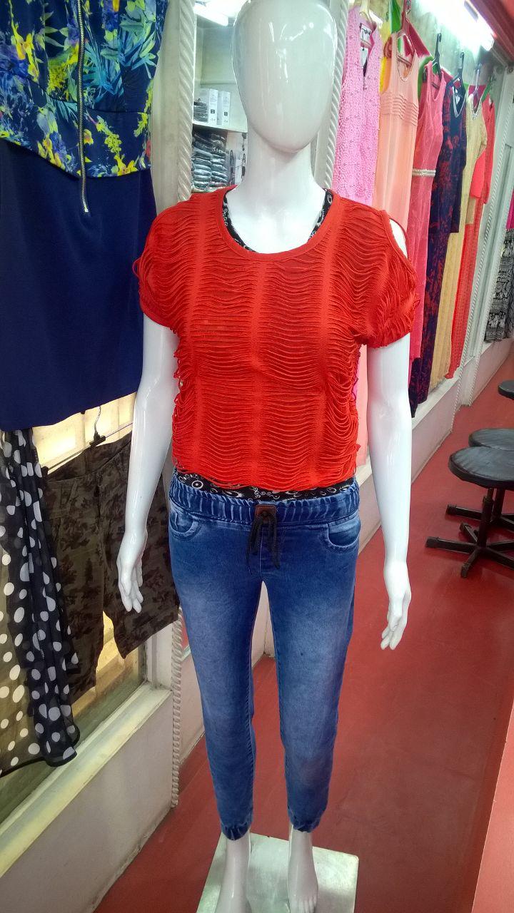 Ladies Tops & Jeans