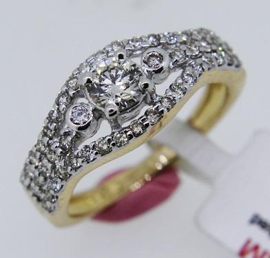 Diamond Rings in Punjabi Bagh, Delhi