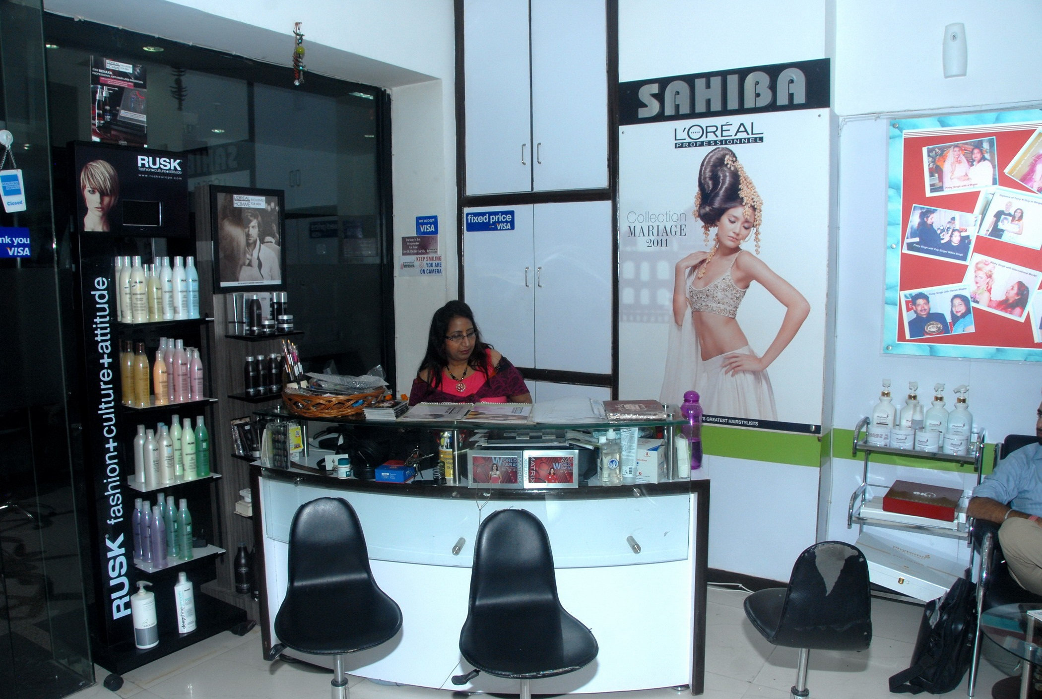 offers on beauty services in ghazipur new delhi sahiba unisex salon
