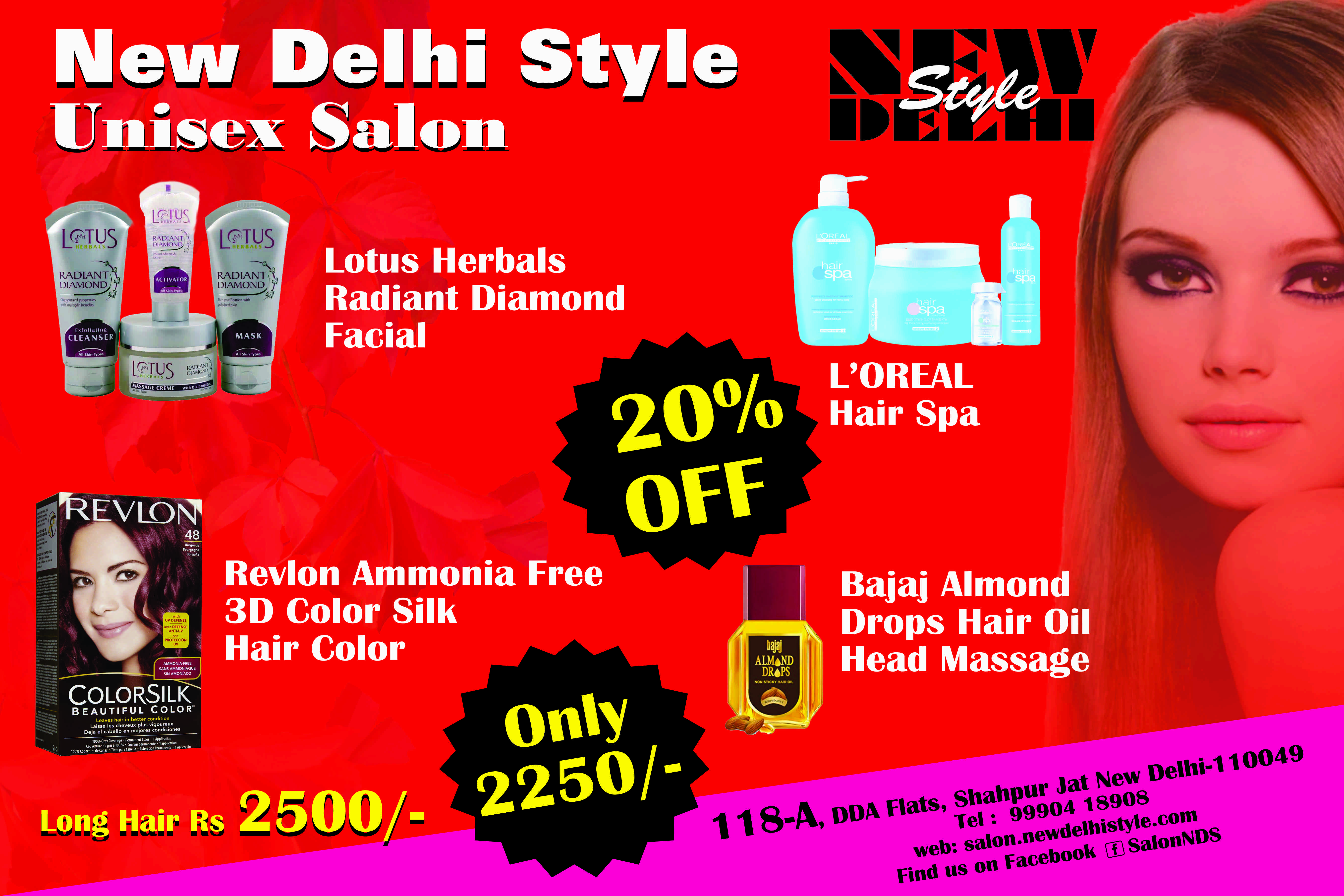 Health and beauty deals in delhi