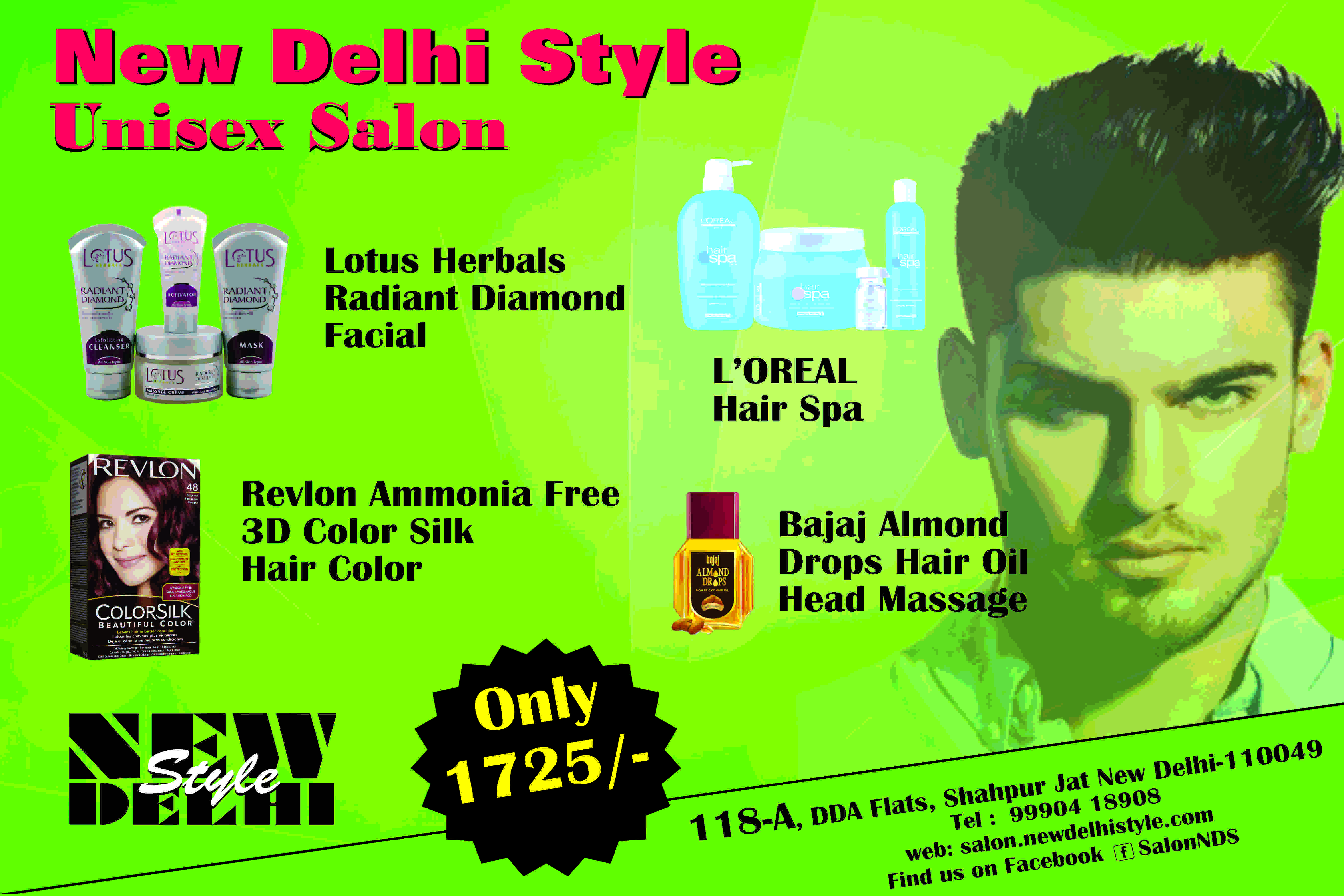 Beauty Deals in 118A DDA Flats Shahpur jat New Delhi , New Delhi ...