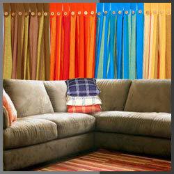 Curtains in Lajpat Nagar, Delhi