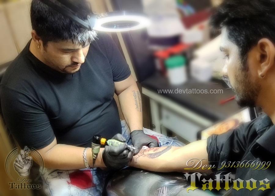 NEW DELHI BEST TATTOO ARTIST