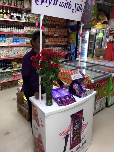 Vegetable Shop in Janakpuri, Delhi