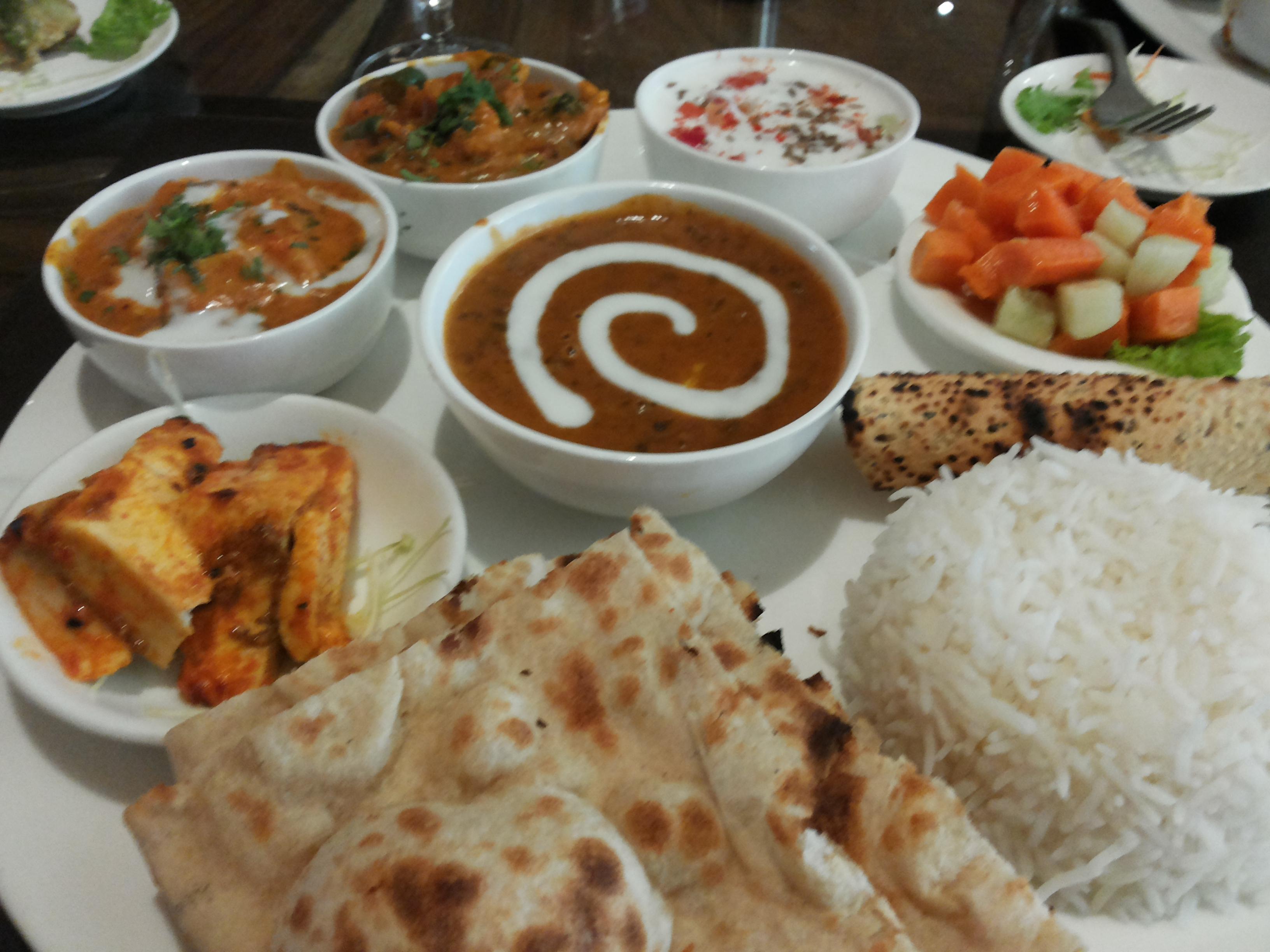 Indian Restaurants in Eros Garden, Faridabad