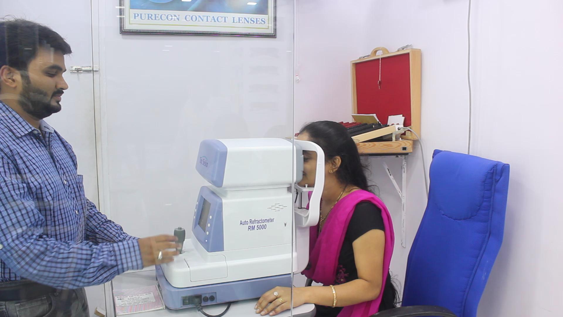 Free Eyetest in Nerul West, Mumbai
