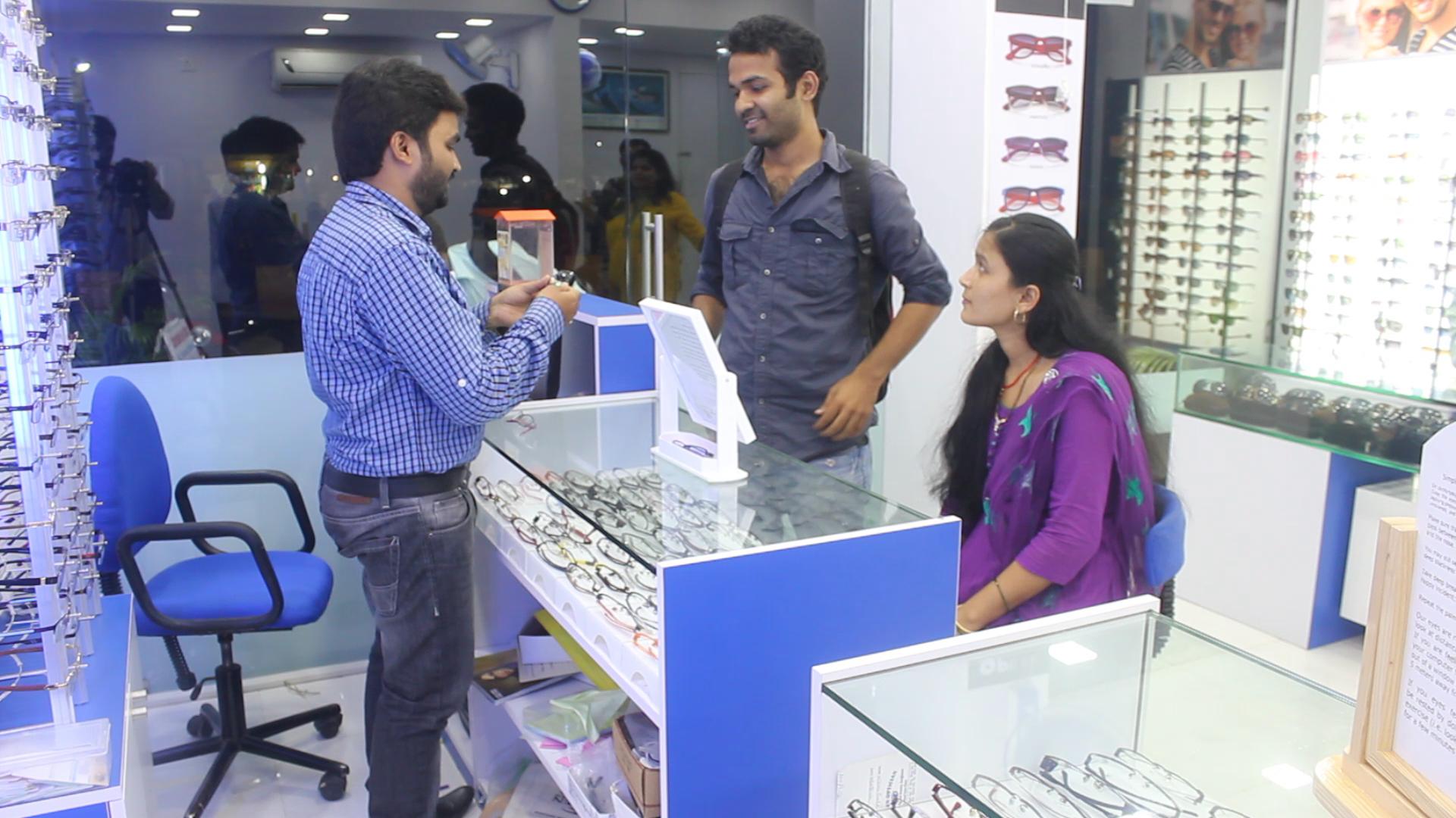 Optical Shop in Nerul West, Mumbai