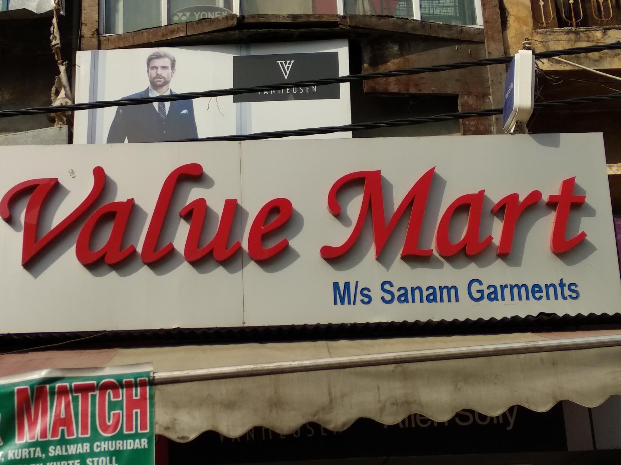 Value Mart By Sanam Garments