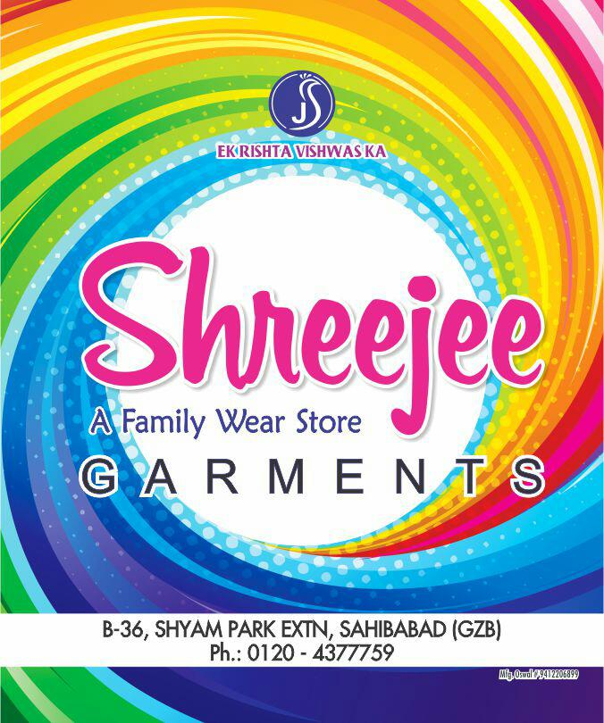 Shree Jee Garments