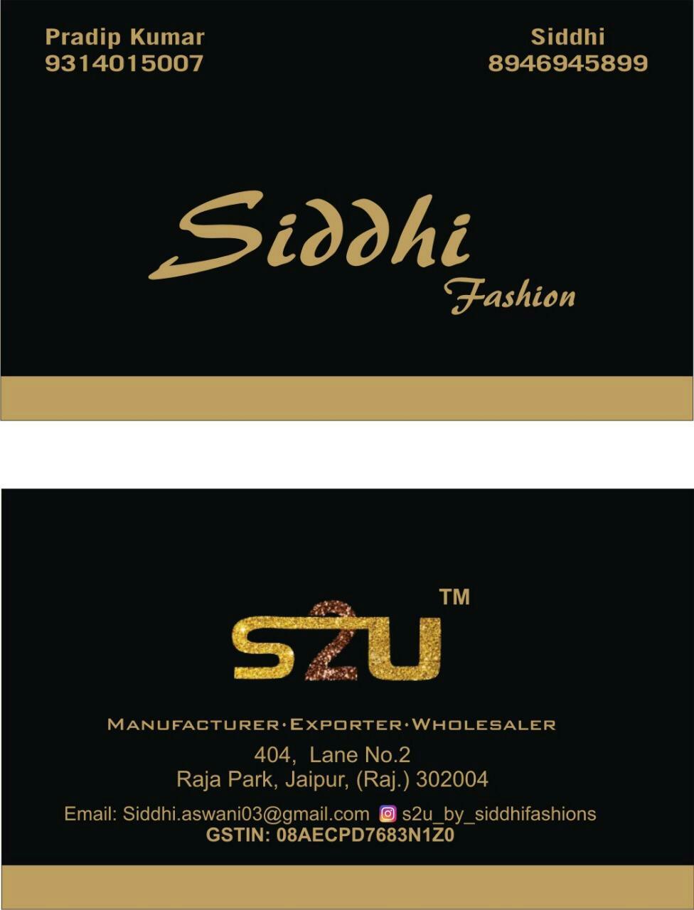 Siddhi Fashion & Tailoring