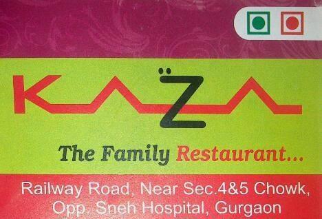 The Kaza Family Restaurant PVT LTD