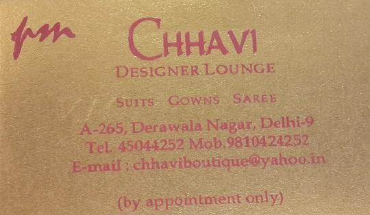 Chhavi Designer Lounge