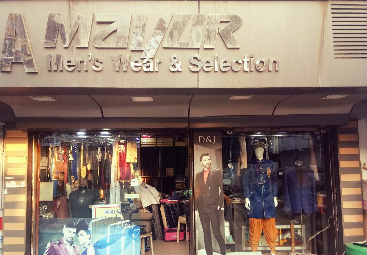A Mayur Mens Wear And Selection
