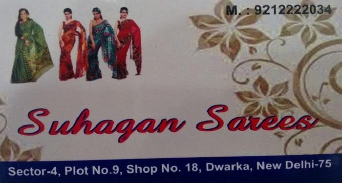 Suhagan Sarees