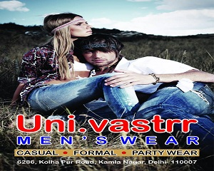 Uni.Vastrr - Mens Wear