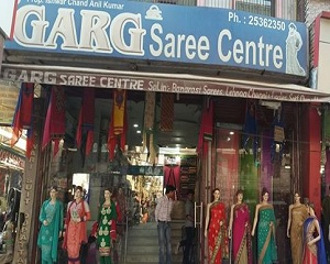 garg saree center(ishwar chand anil kumar)