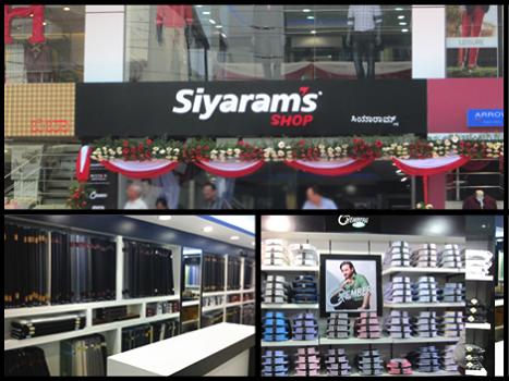 Siyaram shop