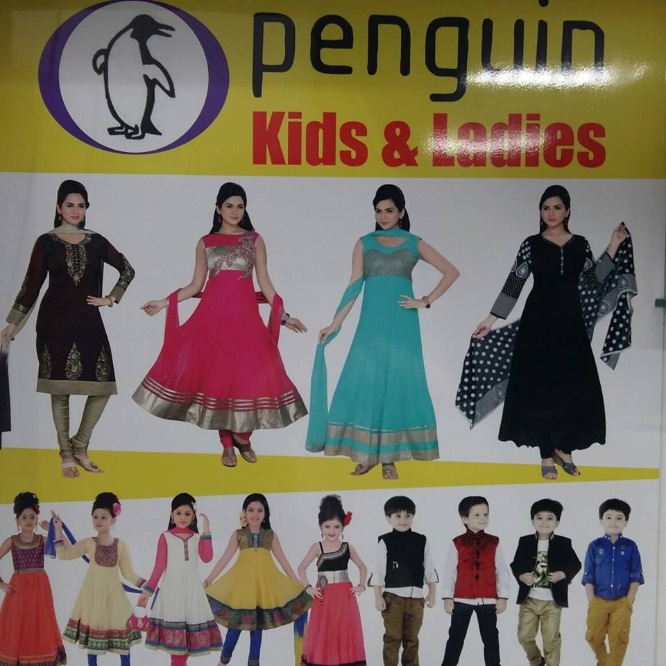 Penguin Kids & Ladies Wear