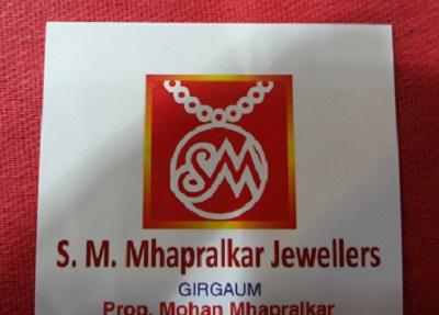 S.M. Mhapralkar Jwellers