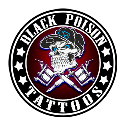 Black Poison Tattoos