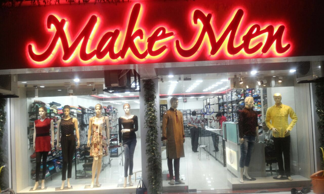 Make men ready made