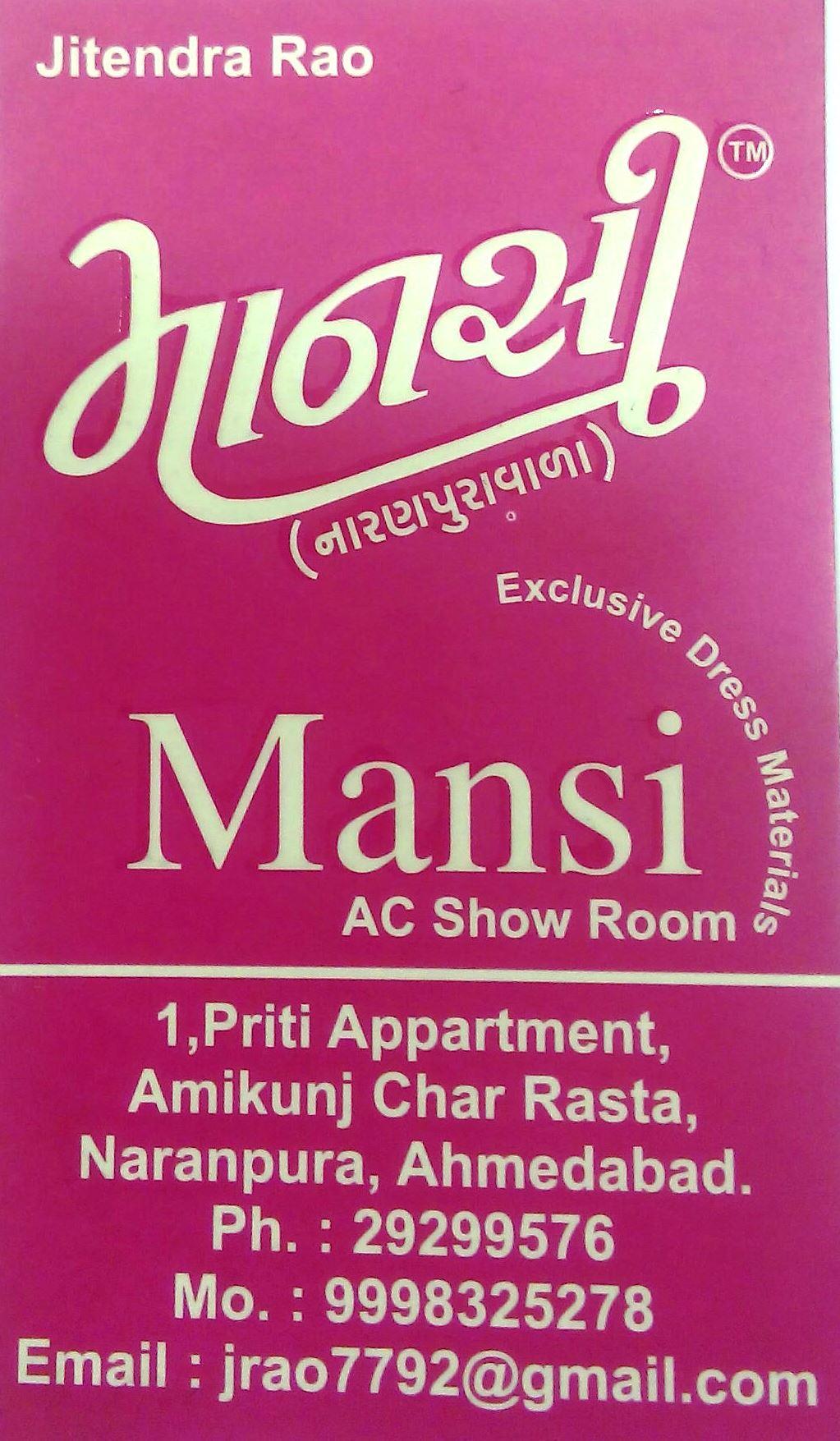 Mansi Junction