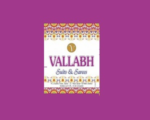 Vallabh Suits and Sarees