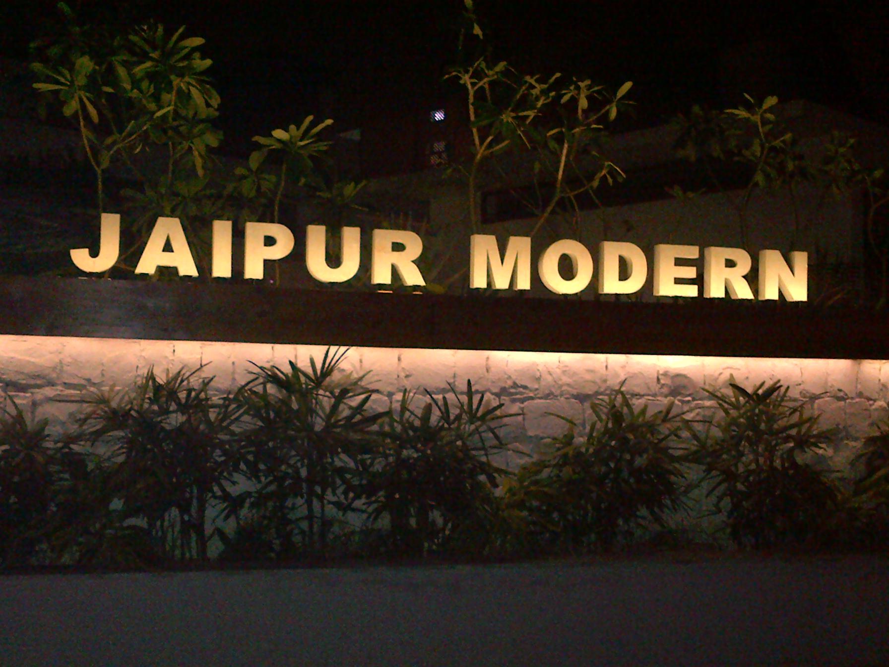 Jaipur Modern