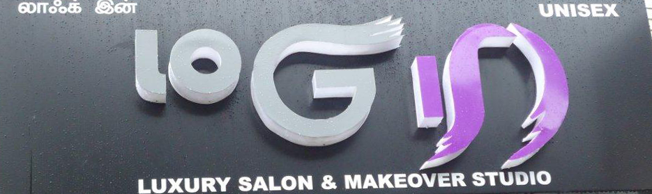 Login Salon & Spa