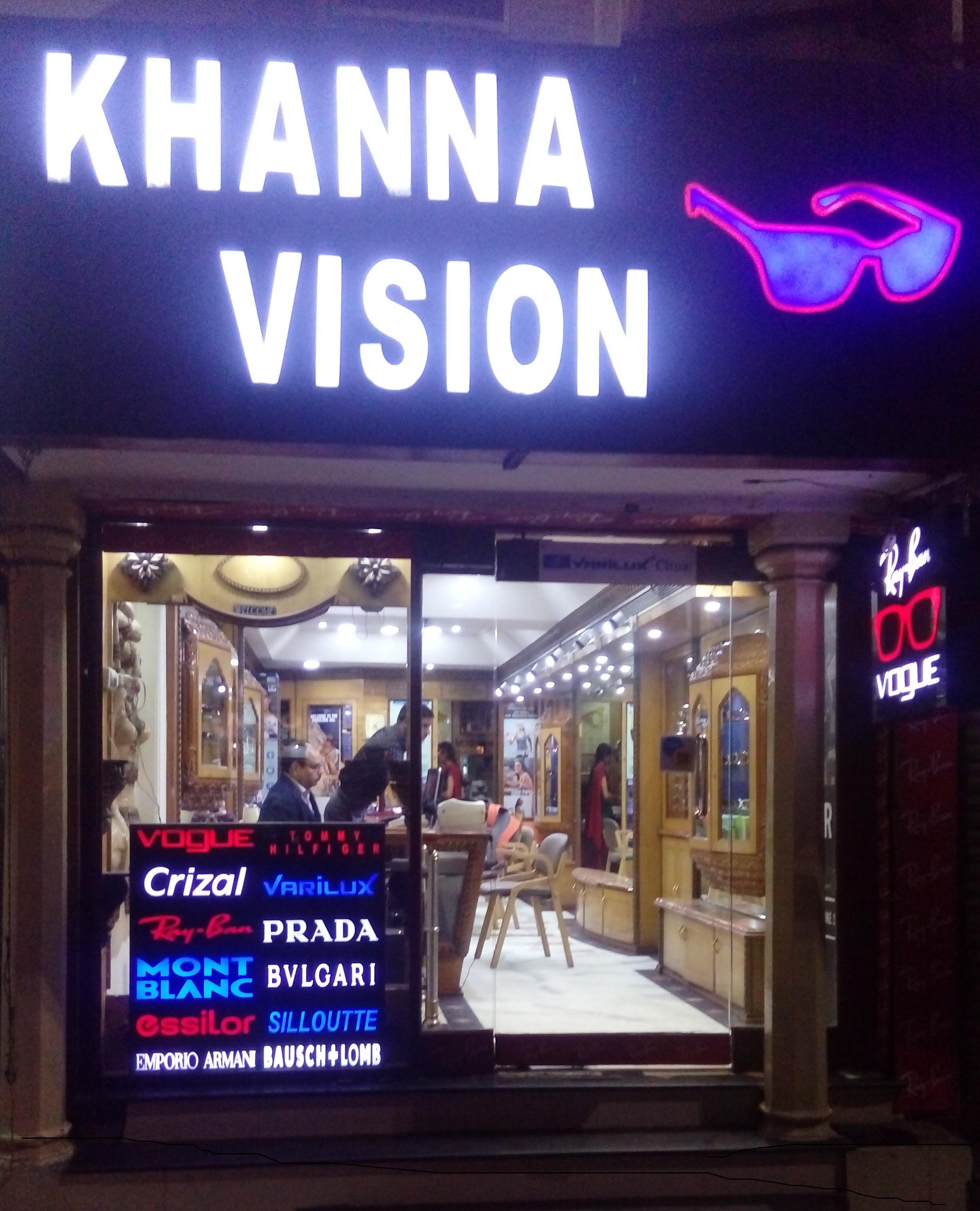 Khanna Vision